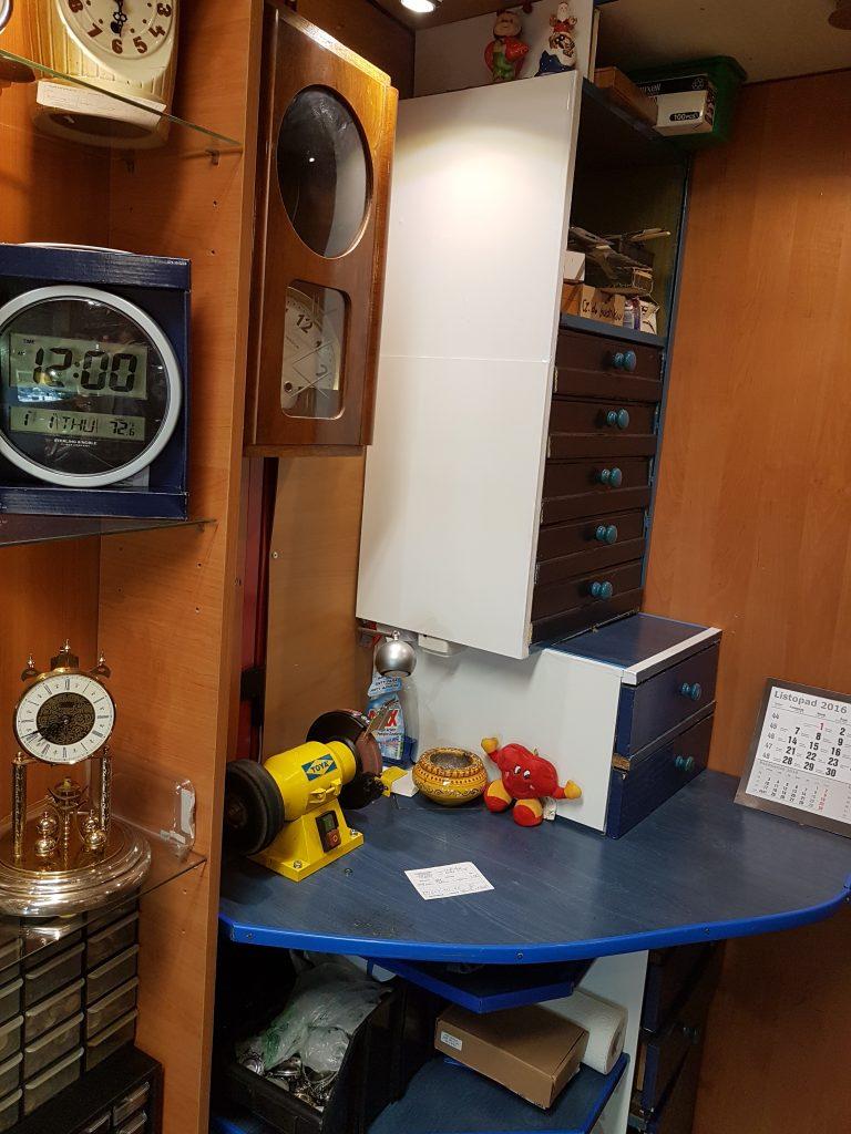zegarmistrz lodz łódź naprawa zegarków